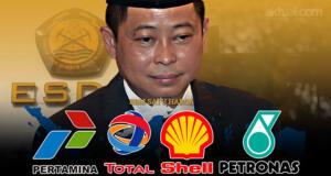 Menteri ESDM Berlakukan BBM Satu Harga Untuk Total, Shell Dan Petronas. (ilustrasi/aktual.com)