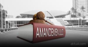 Amandemen UUD. (ilustrasi/aktual.com)