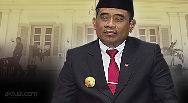 Pelaksana tugas Gubernur DKI Jakarta Soni Sumarsono. (ilustrasi/aktual.com - foto/antara)