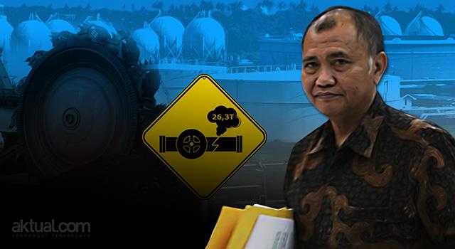 Ketua KPK Agus Rahardjo - Potensi Kerugian Negara Rp26,3 T di Sektor ESDM. (ilustrasi/aktual.com)
