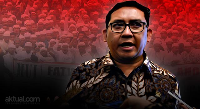 Wakil Ketua DPR RI Fadli Zon - Aksi damai bela Al-Qur'an 4 November. (ilustrasi/aktual.com - foto/antara)