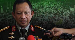 Kapolri Jenderal Polisi Tito Karnavian - Polisi kawal unjuk rasa 4 November. (ilustrasi/aktual.com - foto/antara)