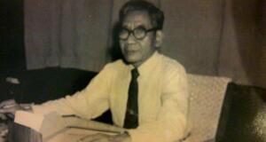 Margono Joyohadikusumo (Foto: Istimewa)