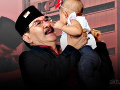Antasari Azhar bebas. (ilustrasi/aktual.com)