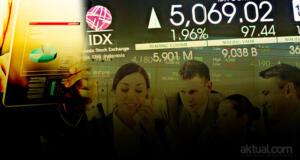 Investor Asing Dominasi Pasar Modal. (ilustrasi/aktual,com)