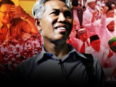 Buni Yani dijadikan sebagai tersangka dalam kasus penyebaran video Basuki Tjahaja Purnama alias Ahok yang telah menistakan agama.(ilustrasi/aktual.com)