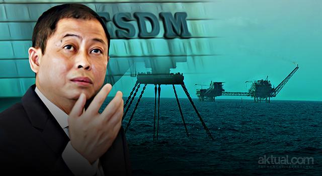 Pemerintah mewacanakan akan menghapus sistem cost recovery dan diganti dengan sistem gross split. (ilustrasi/aktual.com)