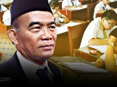 Menteri Pendidikan dan Kebudayaan (Mendikbud) Muhadjir Effendy mengusulkan moratorium ujian nasional (UN) pada 2017. (ilustrasi/aktual.com)