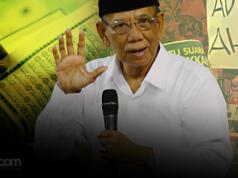 KH A Hasyim Muzadi - Aksi Bela Islam 4 November 2016. (ilustrasi/aktual.com)