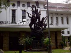 Gedung Kementerian ESDM