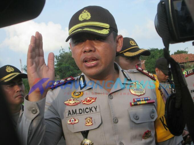 AKBP Andi Muhammad Dicky Pastika Gading (Foto: Istimewa)