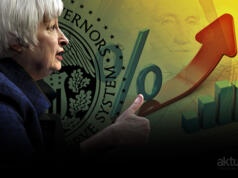 Janet Yellen - The Fed Fund Rate naik. (ilustrasi/aktual.com)