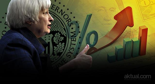 Janet Yellen - The Fed Fund Rate naik. (ilustrasi/aktual.com)