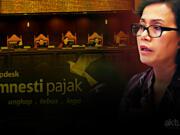 Menteri Keuangan Sri Mulyani Indrawati - Mahkamah Konstitusi menolak permohonan uji materi Undang-Undang Nomor 11 Tahun 2016 tentang Tax Amnesty. (ilustrasi/aktual.com)