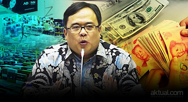 Menteri PPN/Kepala Bappenas Bambang Brodjonegoro - Acuan ukuran mata uang selain dolar AS. (ilustrasi/aktual.com)