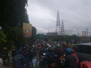 Banjir Bintara Bekasi (Dok Aktual)