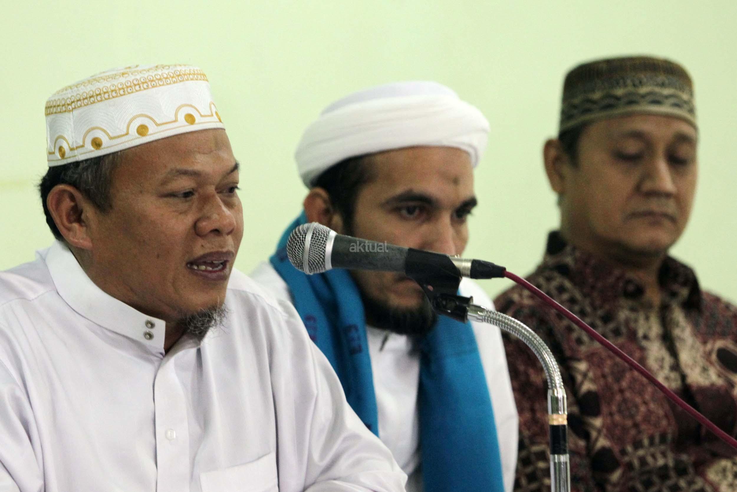 Wakil DPR Ini Minta Polisi Hentikan Kasus Habib Rizieq dan Muhammad Khathath