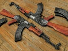 Senjata AK 47