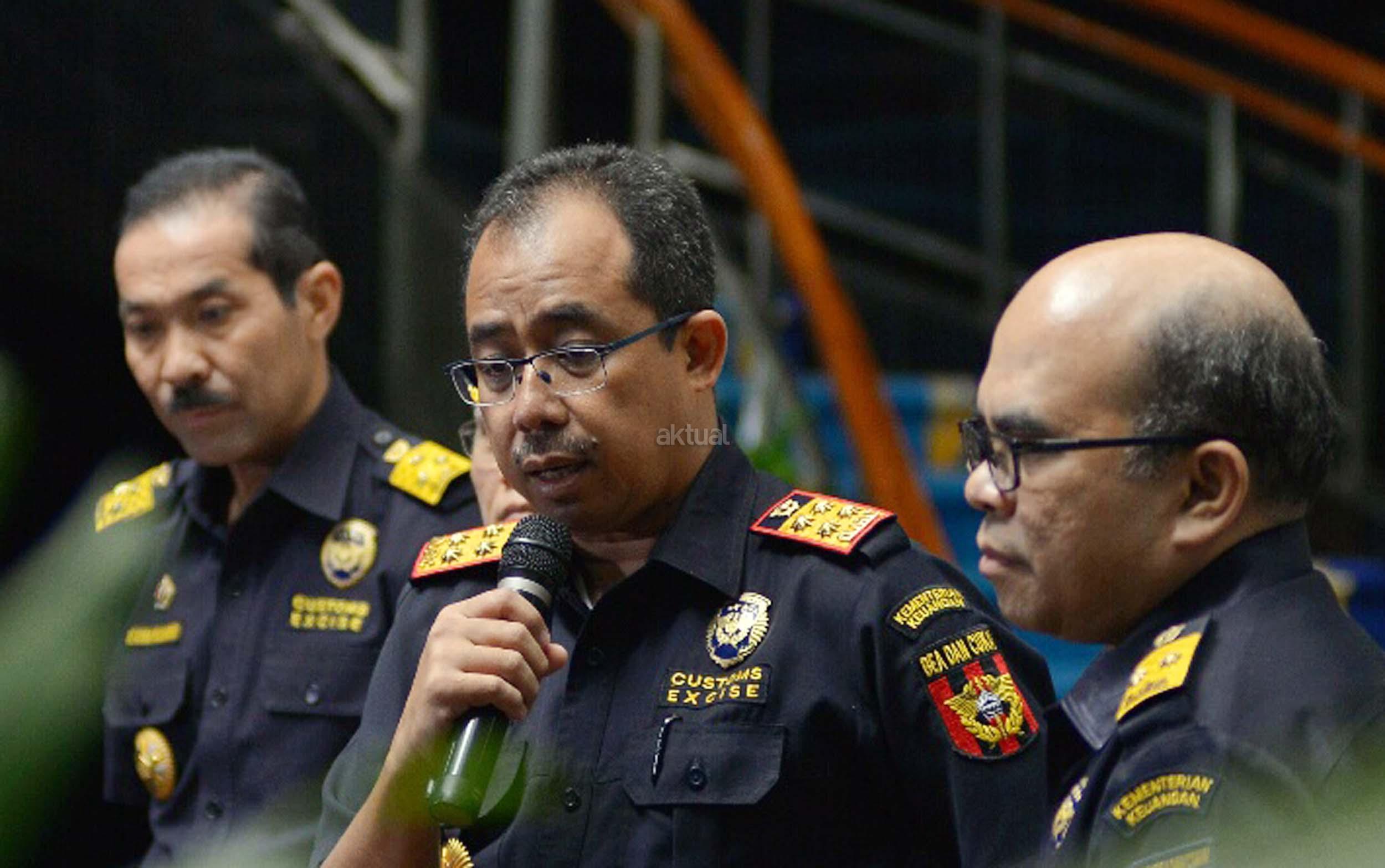 Dirjen Bea Cukai Klarifikasi atas Penggeledahan KPK  aab19c8121