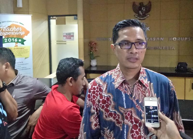 Image result for juru bicara KPK, Febri Diansyah
