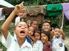 Anak Suku Pedalaman Talang Mamak Ikuti Sekolah Literasi Indonesia Dompet Dhuafa