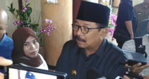 Gubernur Jawa Timur, Soekarwo (Aktual/Ahmad H Budiawan)