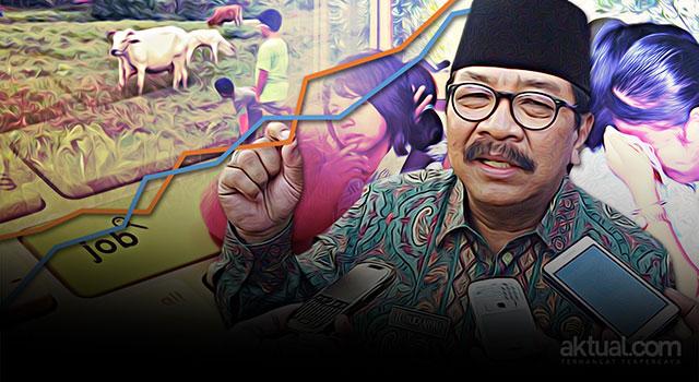 Soekarwo 38 Persen Masyarakat Pedesaan Jatim Tidak Lulus Smp Aktual Com Terhangat Terpercaya