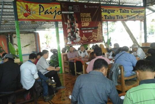 FLC 2017 diselenggaran Dompet Dhuafa di Kota Yogyakarta