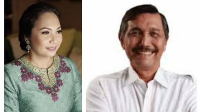 """Setelah """"Nyiyir"""" di Medsos Suami Anak Luhut B Panjaitan Di Angkat Wakil Komandan Paspamres"""