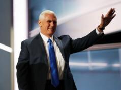 Wakil Presiden Amerika Serikat Mike Pence (ist)