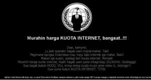Telkomsel diretas