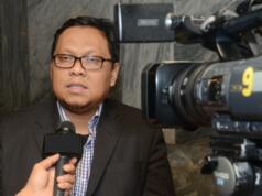 Ketua Pansus RUU Pemilu, Lukman Edy