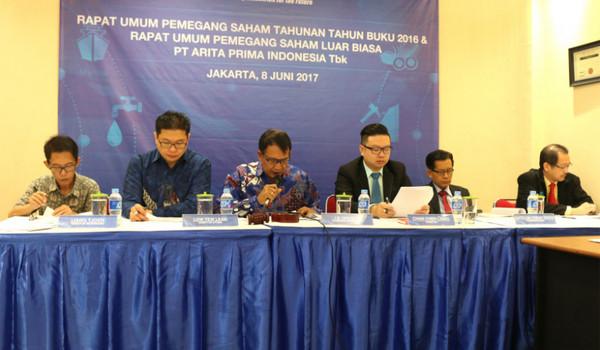 Arita Prima Indonesia, Tbk