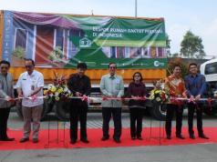 Ekspor Rumah Pertama Indonesia dilakukan oleh Conwood