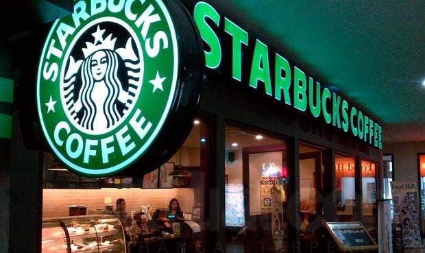 Starbucks (istimewa)