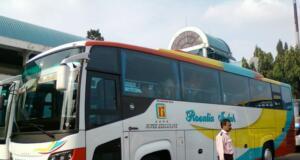 Bus Rosalia Indah