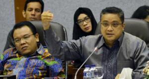 Ketua Komisi IX DPR RI Dede Yusuf M. Effendi