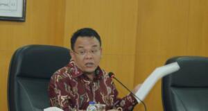 Wakil Ketua Komisi IX DPR RI Saleh Partaonan Daulay