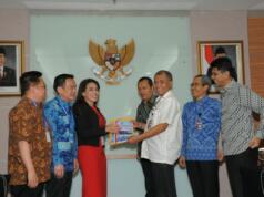 Pansus Pelindo II Serahkan Hasil Audit BPK ke KPK