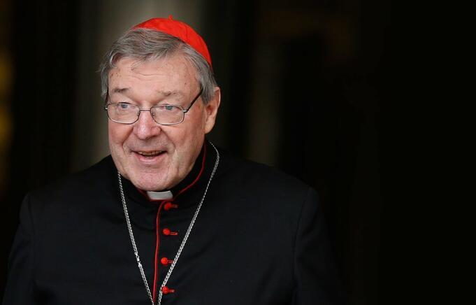Cardinal George Pell,