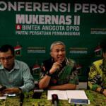 Mukernas II PPP dibawah pimpinan Romahurmuziy akan digelar pada tanggal 19-22 Juli 2017 dan Mukernas tersebut merupakan ajang konsolidasi partai demi menyambut Pilkada 2018 dan Pemilu Serentak 2019. AKTUAL/Munzir