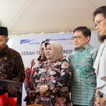 Gedung SMK Donasi PT Astra International senilai Rp 24 Miliar, C
