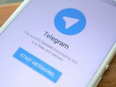 telegram (istimewa)