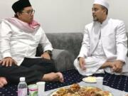 Fadli Zon temui Habib Rizieq