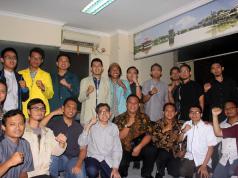 Alumni BEM Lintas Generasi. AKTUAL/WARNOTO