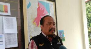 Kepala Pusat Vulkanologi dan Mitigasi Bencana Geologi (PVMBG), Kasbani