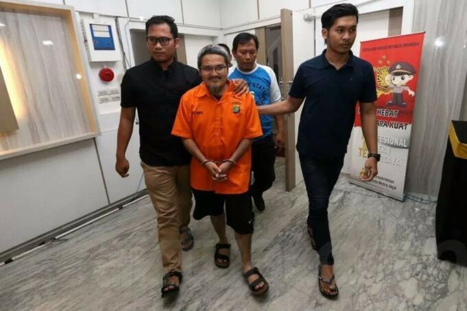 Jonru Ginting Ditangkap Akibat Kerap Mengkritik Pemerintah