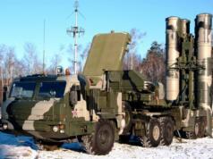 Peluncur Rudal s-400 (Foto: Istimewa)