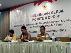 Wakil ketua komite II DPD RI Aji Muhamad Mirza Wardana mengatakan dalam pemenuhan kebutuhan pangan di Indonesia, masih ada hal yang perlu ditindak lanjuti dengan serius yaitu aspek penyediaan pangan, kedaulatan pangan, kemandirian pangan, ketahanan pangan dan keamanan pangan.