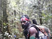 Senjata KKB Papua (Foto: Istimewa)
